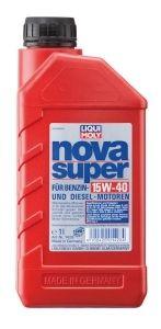 Motorový olej Liqui Moly Nova Super 15W40 1L
