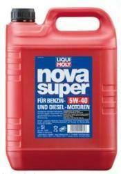 Motorový olej Liqui Moly Nova Super 5W40 5L LIQUI-MOLY