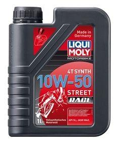 Motocyklový olej Liqui Moly Motorbike 4T Synth 10W50 Race 1L