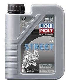 Motocyklový olej Liqui Moly Motorbike 2T Street 1L LIQUI-MOLY
