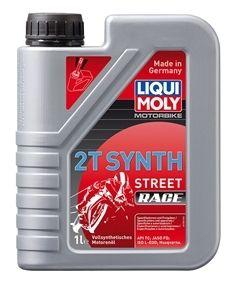 Motocyklový olej Liqui Moly Motorbike 2T Synth Race 1L