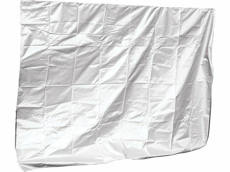 Boční stěna bílá, pro stan 3x3m, 3,05x2,25m, bílá, EXTOL PREMIUM