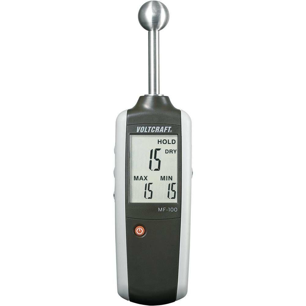 Indikátor vlhkosti materiálu VOLTCRAFT MF-100 SE, výroční edice CONRAD