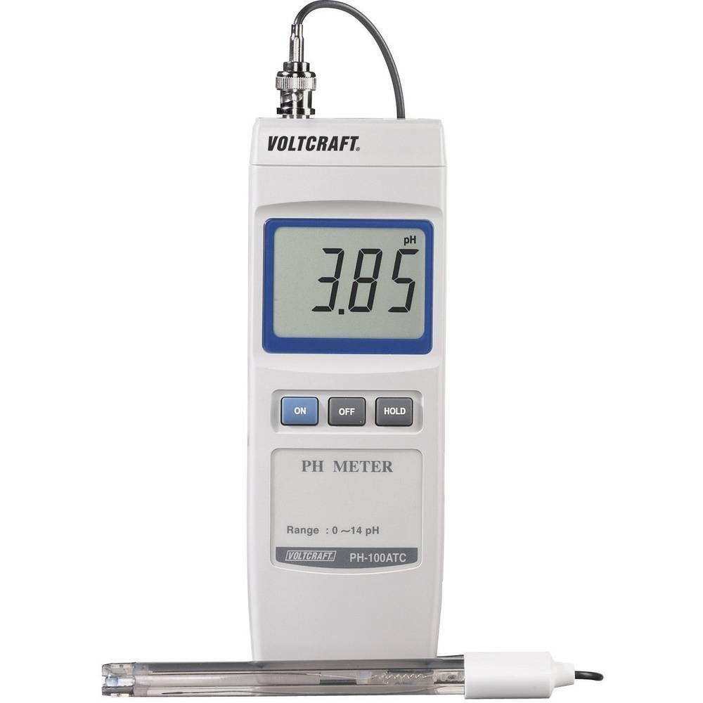 Digitální pH metr Voltcraft PH-100 ATC CONRAD