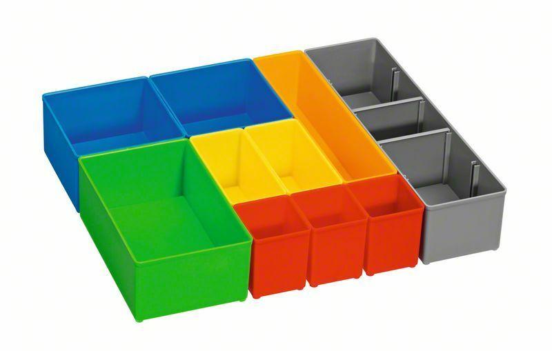 i-BOXX 72 inset box set 10 kusů Bosch