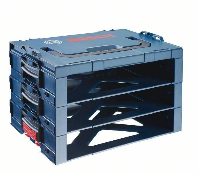 i-BOXX shelf 3 kusy (police) Bosch