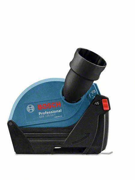 Kryt odsávací Bosch GDE 125 EA-T Professional, 1600A003DJ