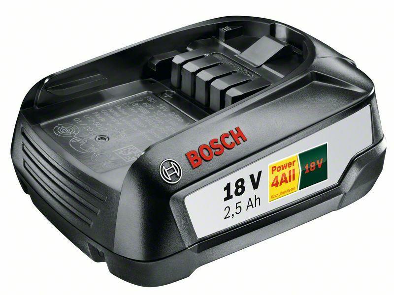 Zásuvný akumulátor Bosch PBA 18 V 2,5 Ah W-B, 1600A005B0