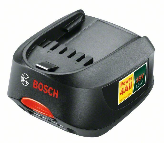 Fotografie Akumulátor lithium-iontový 18 V/1,5 Ah Bosch, 1600Z00000