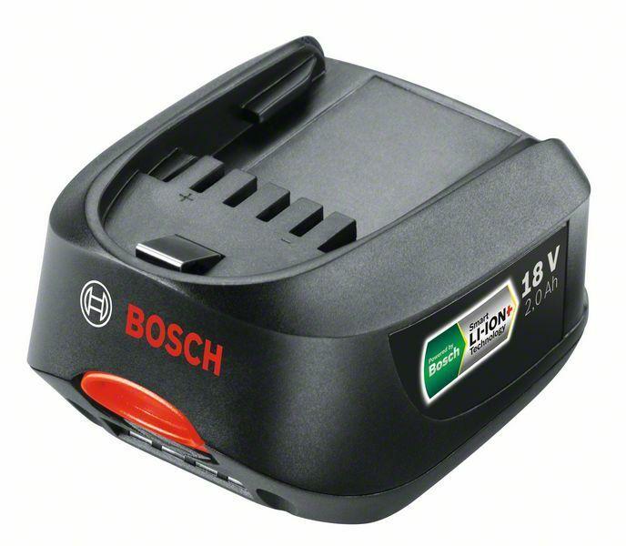 Fotografie Akumulátor lithium-iontový 18 V/2,0 Ah Bosch, 1600Z0003U