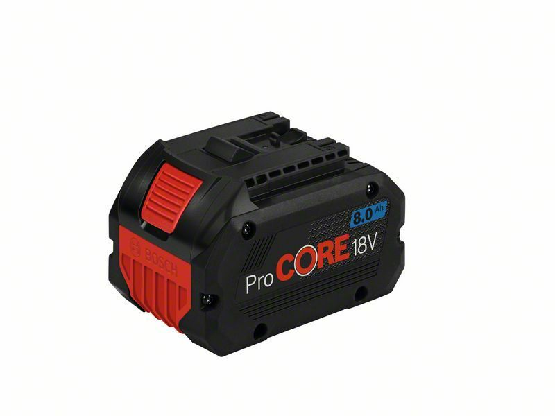 Akumulátor ProCORE18V 8.0Ah Bosch, 1600A016GK