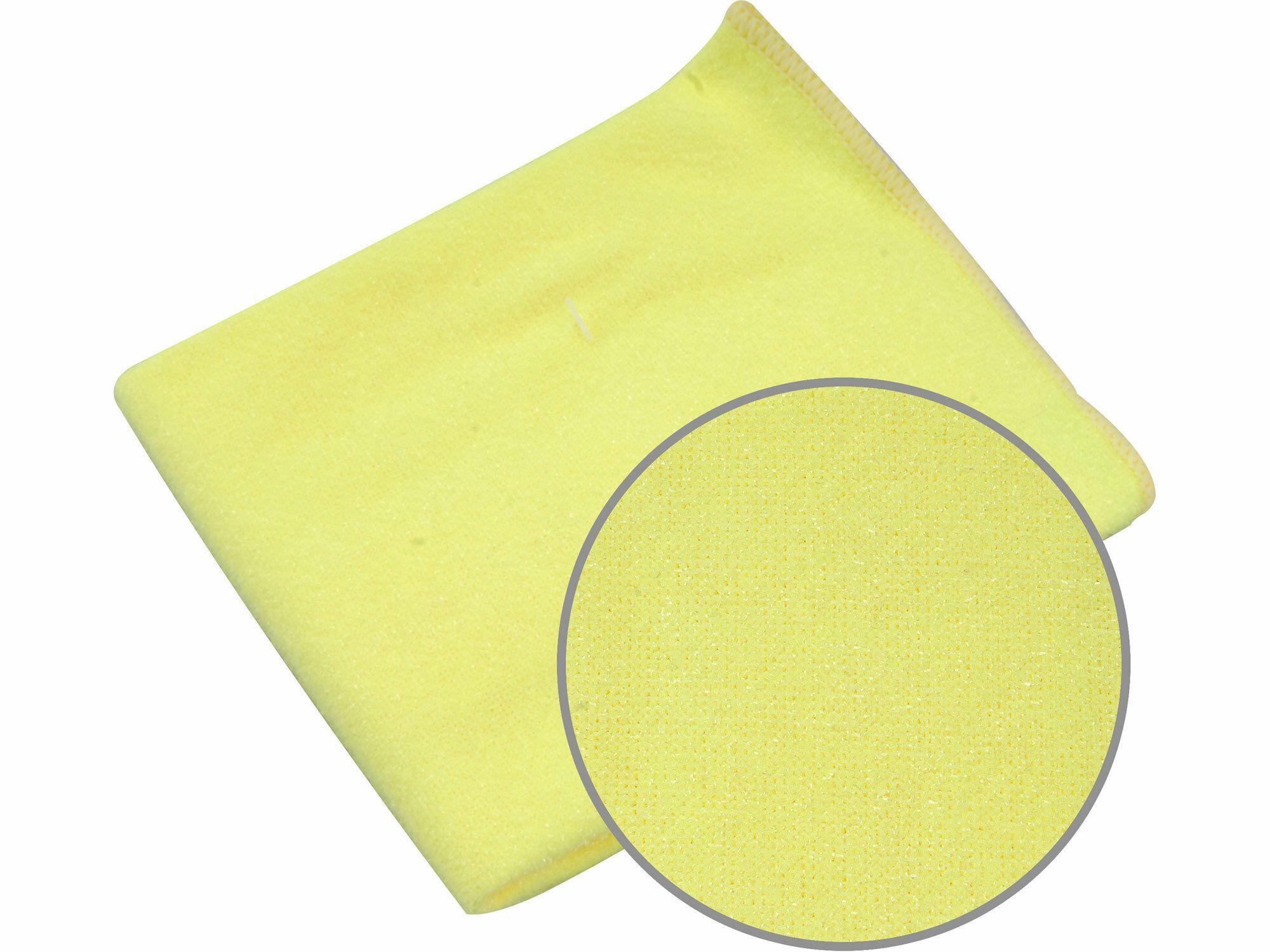 Utěrka univerzální se zdrsněným povrchem, 30x30cm, mikrovlákno