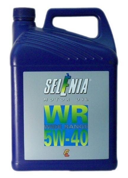 Selenia WR Diesel 5W-40 5 L PETRONAS