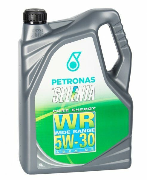 Selenia WR Pure Energy 5W-30 5L PETRONAS