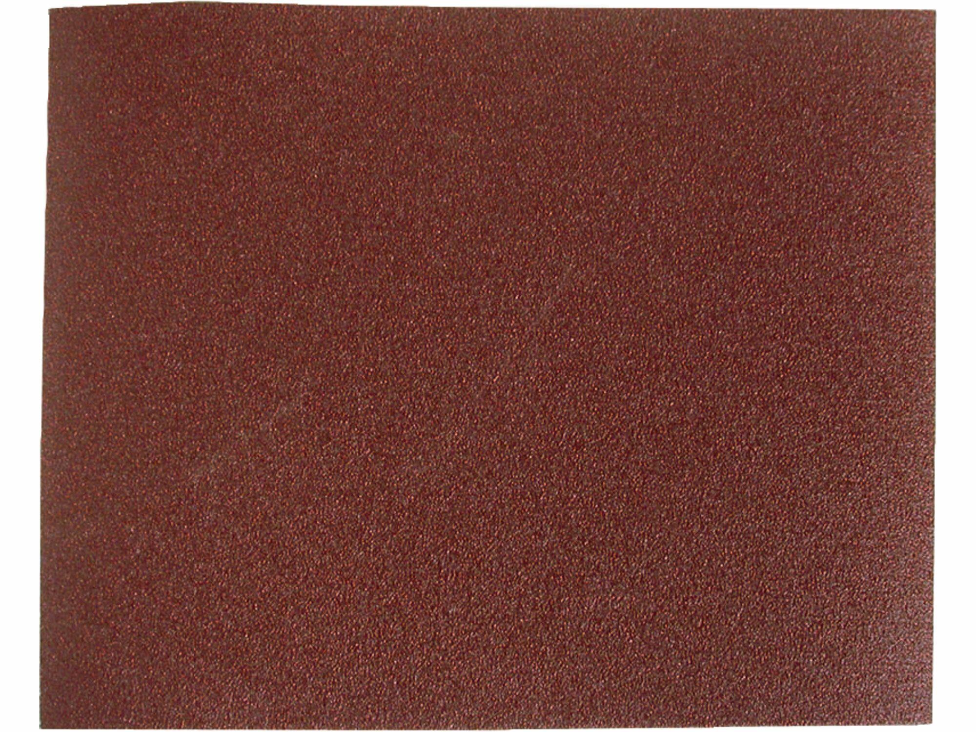 Plátno brusné archy ERSTA, bal. 10ks, 230x280mm, P120