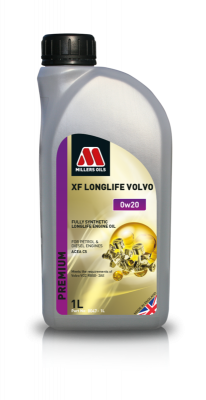 Millers Premium XF Longlife Volvo 0w20 1l MILLER OILS