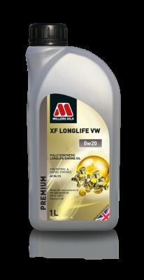 Millers Premium XF Longlife VW 0w20 1l MILLER OILS
