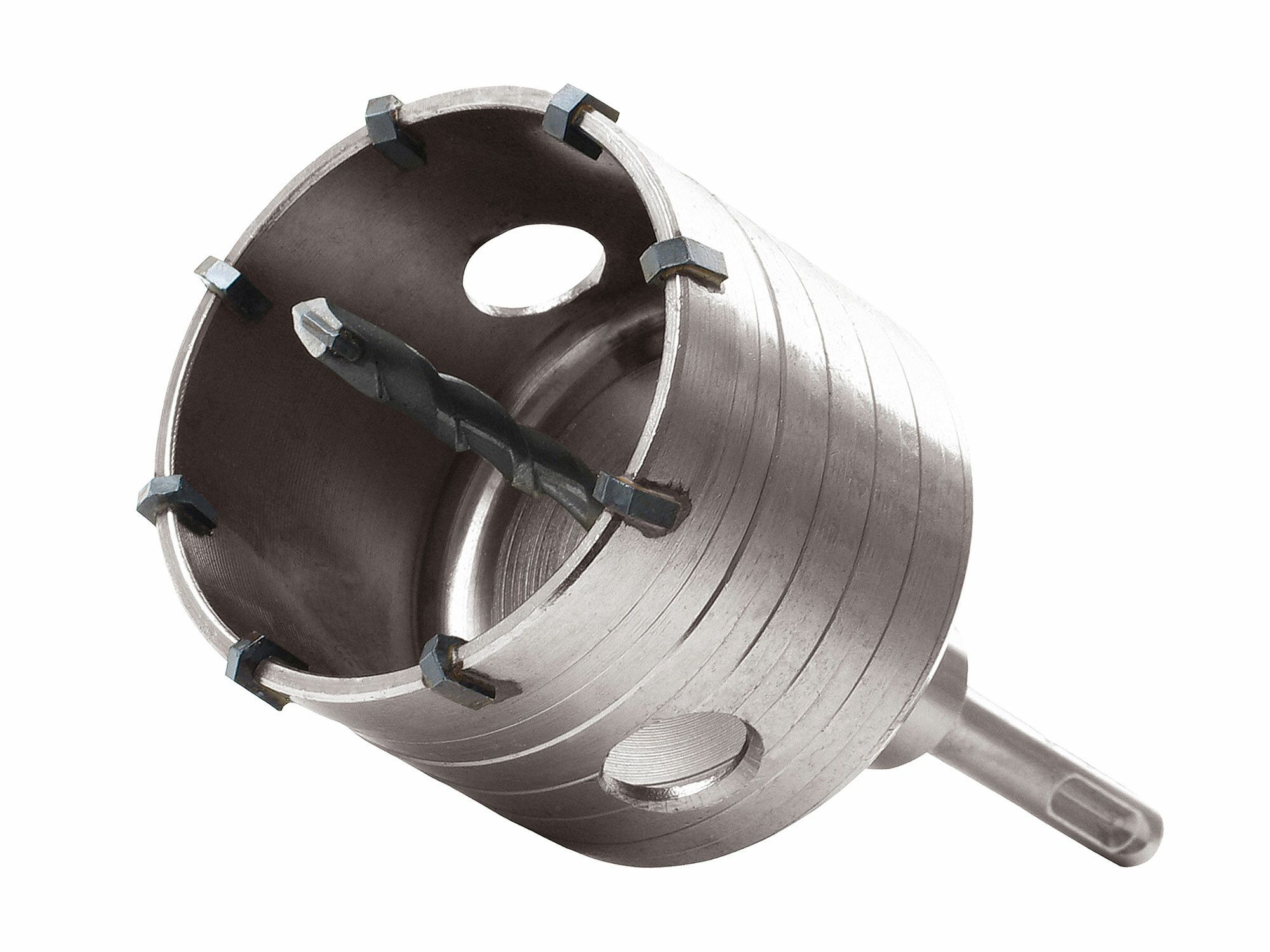 Vrták SDS PLUS do zdi korunkový, O 73mm, délka stopky 100mm, EXTOL CRAFT