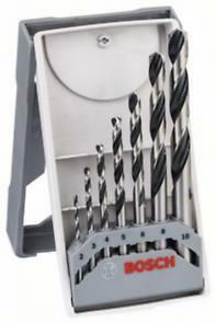 Vrtáky do kovu Twist Speed 7ks Mini X  - 3165140917650 BOSCH