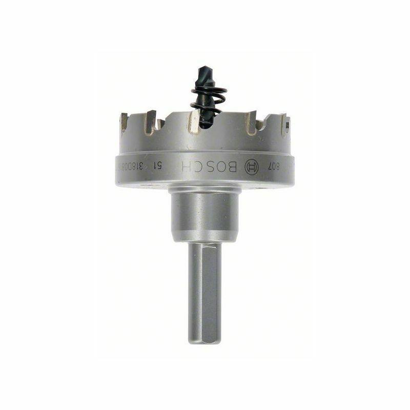 Děrovka Bosch Precision/SheetMetal, 51mm, TCT - 3165140942270