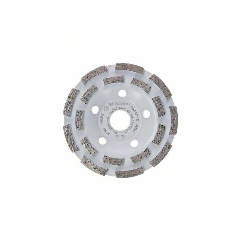 Diamantový hrncový kotouč Expert for Concrete Bosch - 125x22,23x5 mm - 3165140993470