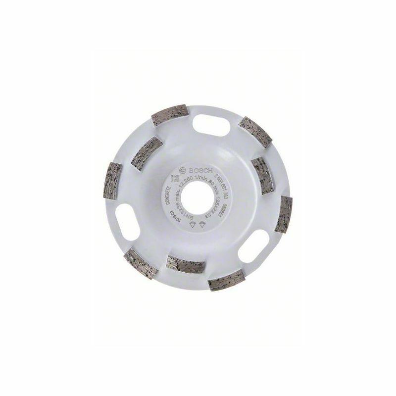 Diamantový hrncový kotouč Expert for Concrete Bosch - 125x22,23x5 mm - 3165140993487