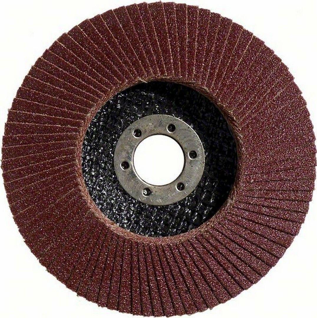 Lamelový brusný kotouč X431, Standard for Metal; 115 x 22,23 mm, 40 - 3165140744034 BOSCH