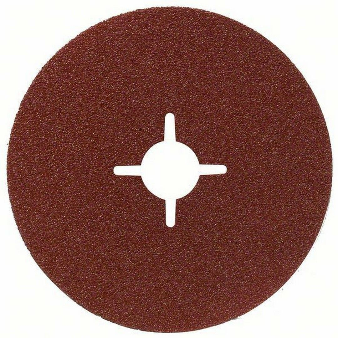 Fíbrový brusný kotouč R444, Expert for Metal; 125 mm, 22 mm, 60 - 3165140162968 BOSCH