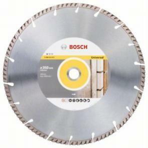 Diamantový dělicí kotouč Standard for Universal - 350 × 25,4 x 3,3 x 10 mm, BOSCH