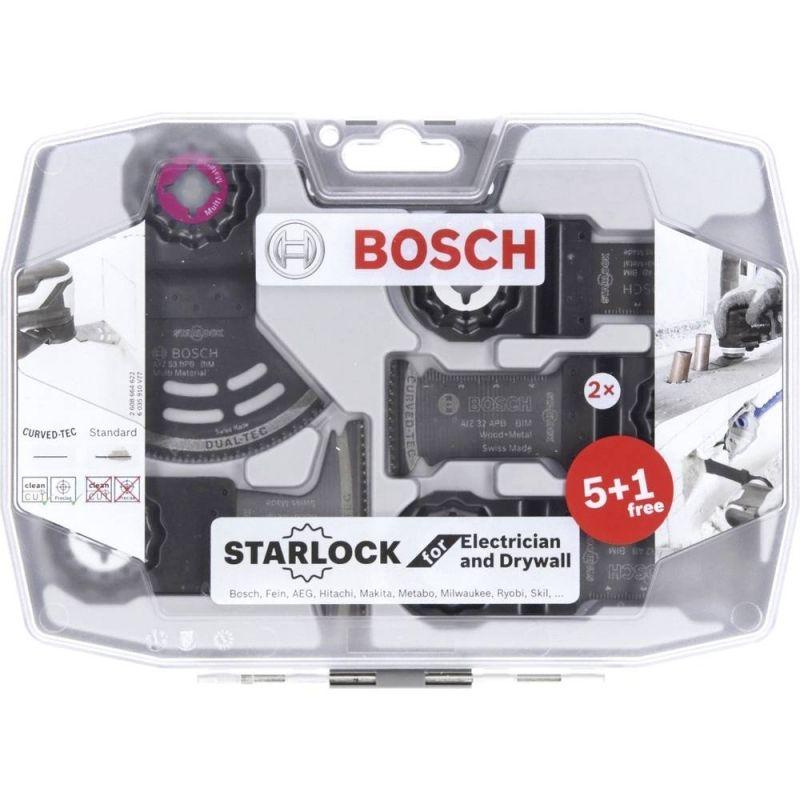 Sada Bosch STARLOCK pro elektrikáře -3165140954662