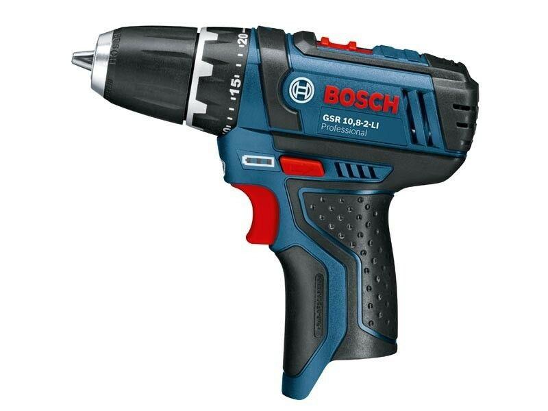 Aku šroubovák Bosch GSR 12V-15 Professional, bez baterie, 0601868101