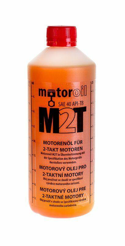Motorový olej M2T 500 ml SHERON