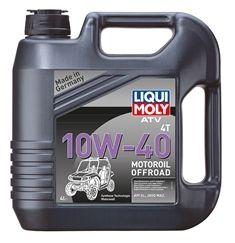Motorový olej Liqui Moly ATV 4T 10W40 4L
