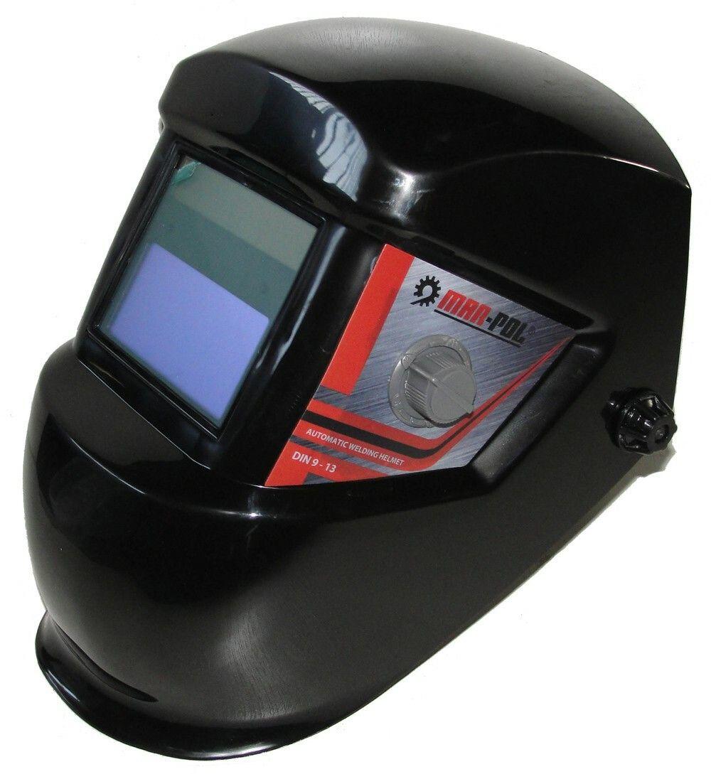 Svářečská kukla samostmívací MAR-POL černá LYG-4