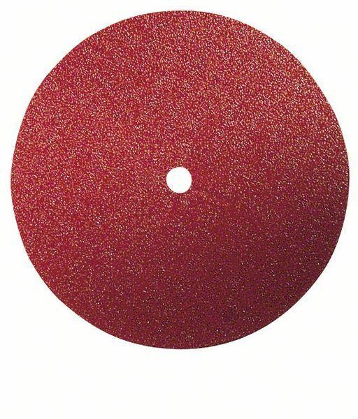 5dílná sada brusných papírů F460; 125 mm, 80 - 3165140004053 BOSCH