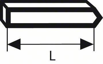Kolíčky, typ 40 - 16 mm BOSCH