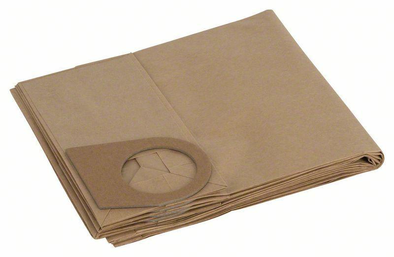 Sáček filtr.PAS1000/1000f,GAS1000rf, 5ks - 3165140005777 BOSCH