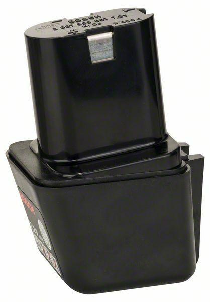 7,2 V hranatý akumulátor - SD, 1,5 Ah, NiCd BOSCH