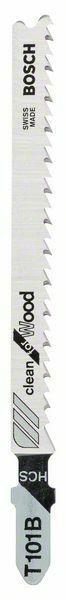 Pilový plátek do kmitací pily T 101 B - Clean for Wood BOSCH