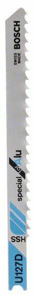 Pilový plátek do kmitací pily U 127 D - Special for Alu - 3165140007429 BOSCH