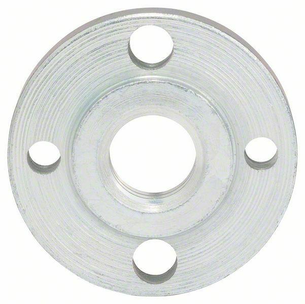 Kulatá matice pro látkový kotouč; 115 - 150 mm - 3165140016384 BOSCH