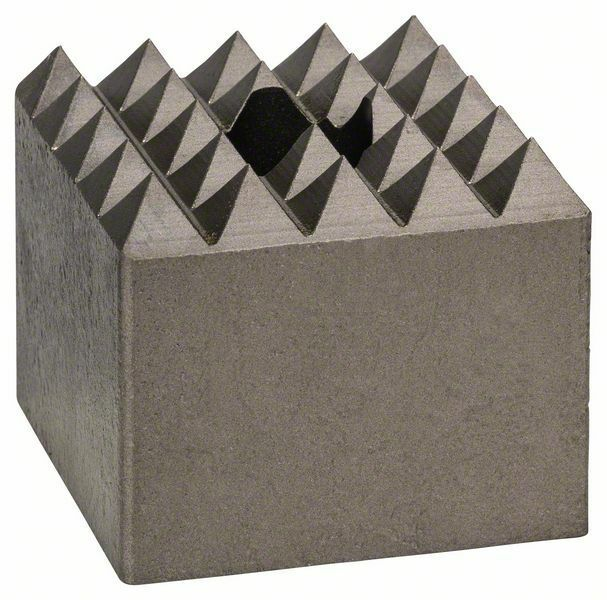 Zdrsňovací deska - 60 x 60 mm, 5 x 5 - 3165140029025 BOSCH