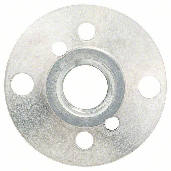 Kulatá matice se závitem příruby M 14; 115/125 mm - 3165140029711 BOSCH
