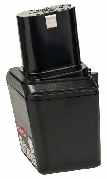 12 V hranatý akumulátor - SD, 1,5 Ah, NiCd BOSCH
