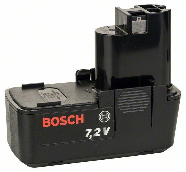 Plochý akumulátor 7,2 V - SD, 1,5 Ah, NiCd BOSCH
