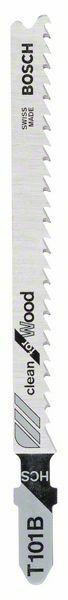 Pilový plátek do kmitací pily T 101 B - Clean for Wood - 3165140067430 BOSCH
