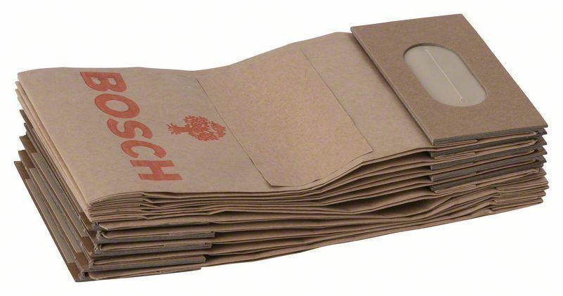 Sáček na prach - pro PEX, GEX, PSS, GSS 16/23, PBS 60/75, PSF 22 A, GUF 4-23 - 31651400774 BOSCH