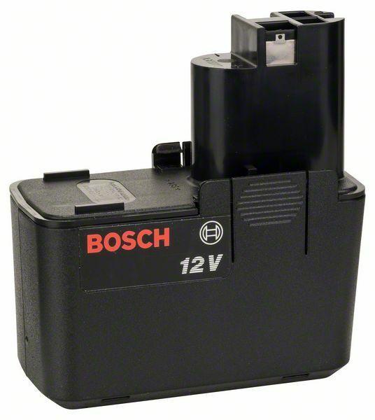 Plochý akumulátor 12 V - SD, 1,5 Ah, NiCd BOSCH