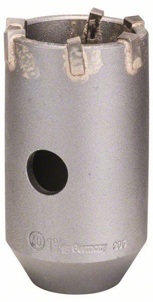 Dutá vrtací korunka SDS-plus-9 pro šestihranný adaptér - 40 x 50 x 72 mm, 6 - 316514008464 BOSCH