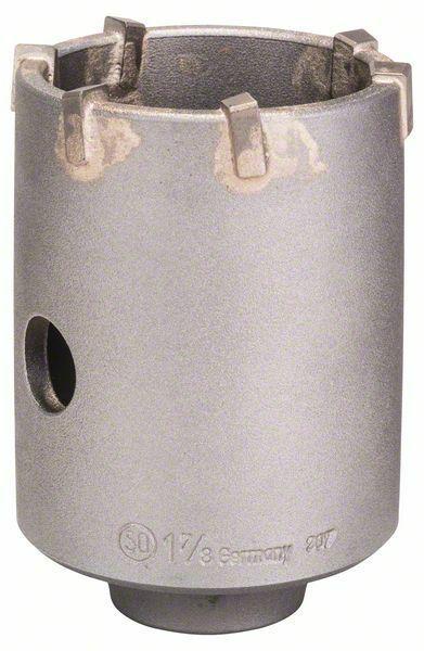 Dutá vrtací korunka SDS-plus-9 pro šestihranný adaptér - 50 x 50 x 72 mm, 6 - 316514008465 BOSCH